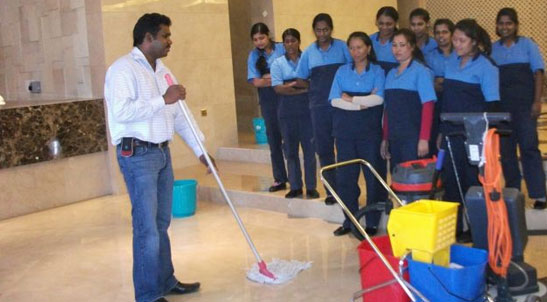 housekeeping services in gurgaon